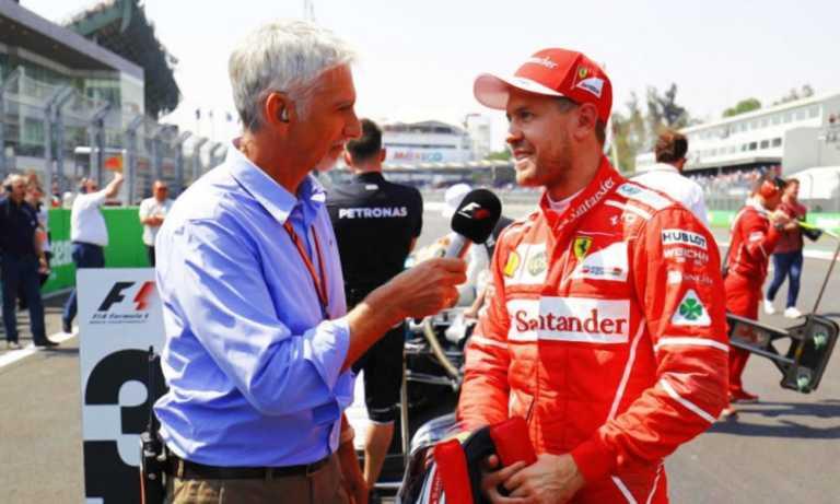 Damon Hill by f1lead.com