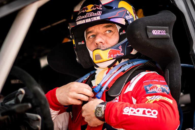 Sebastien Loeb by Marcelo Maragni/Red Bull Content Pool