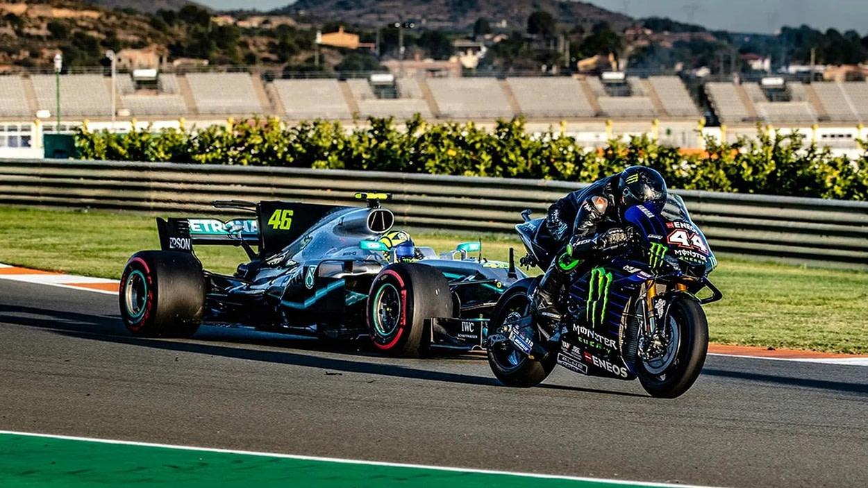 Valentino Rossi leaves MotoGP