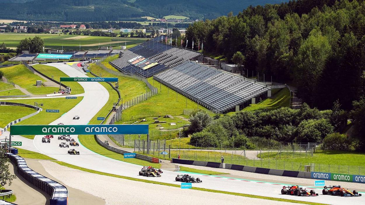 F1 Austria BWT Grosser Preis Von Österreich 2021