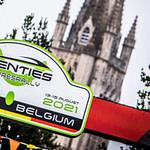 Rally Belgium 2021 schedule