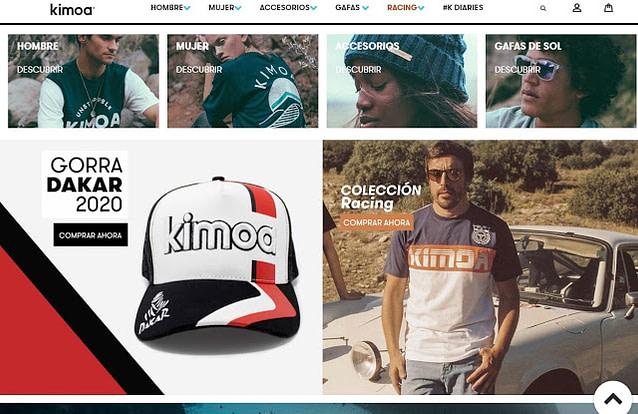 KIMOA official store