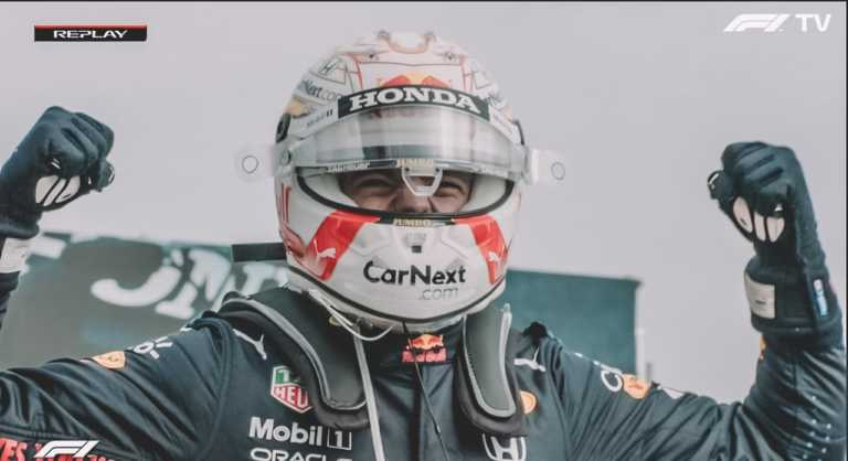 Emilia Romagna GP Max Verstappen/ f1