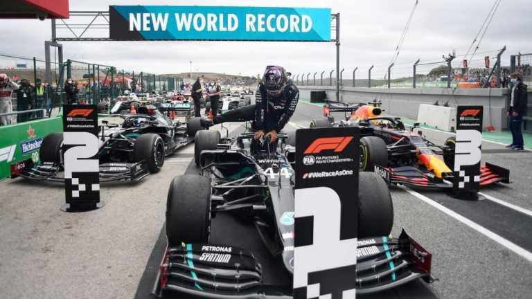 Lewis Hamilton, Portugal GP 2020