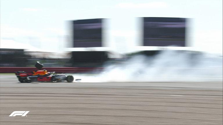 Max Verstappen British GP