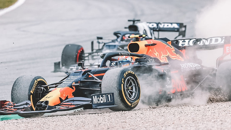Sergio Perez, F1 Austria 2021