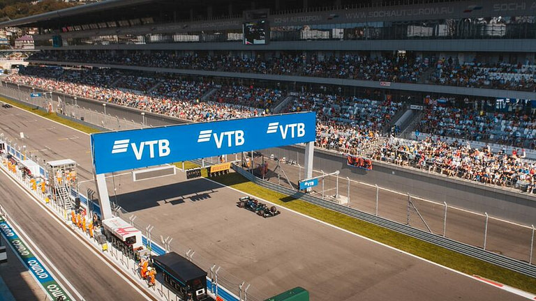 Russian GP moves to St. St. Petersburg