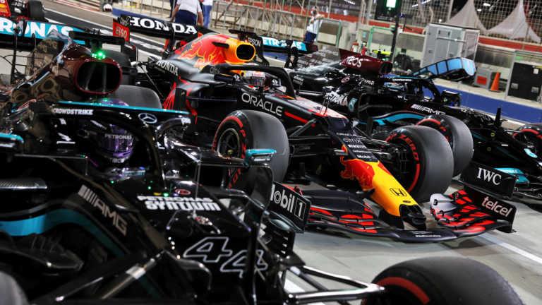 F1 Bahrain GP 2021 by f1.com
