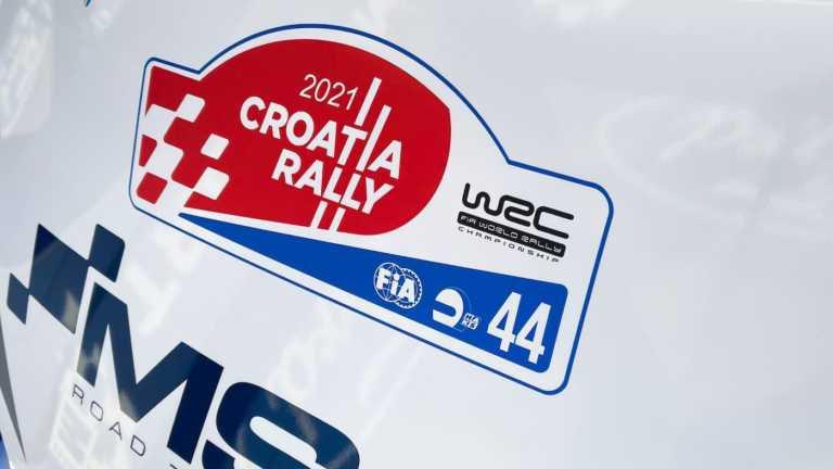 Rally Croatia 2021 wrc official website' photo