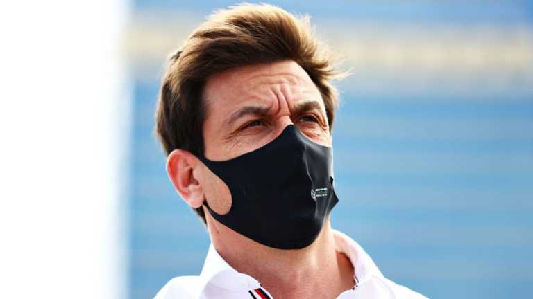 Toto Wolff and Mercedes F1