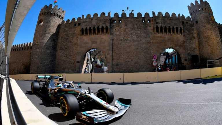 Baku GP by f1.com