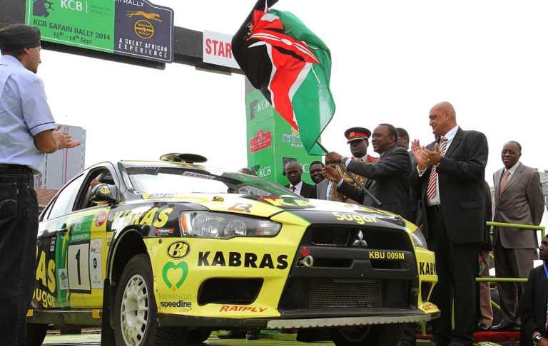 WRC Kenya 2021 preparation