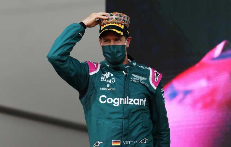 about S. Vettel after Baku GP