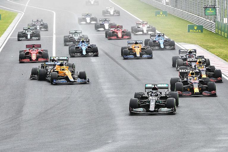 Jan Lammers on Formula 1