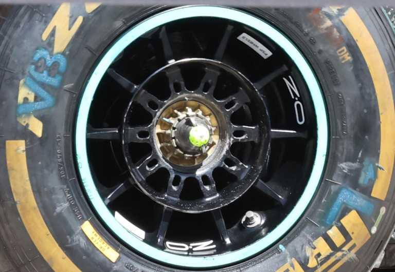 Mercedes Amg F1 team, Monaco Grand Prix 2021 by motorsport.com Photographer: Giorgio Piola