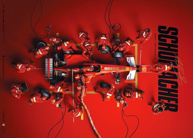 Michael Schumacher movie