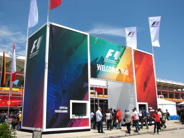Formula 1 2021 calendar