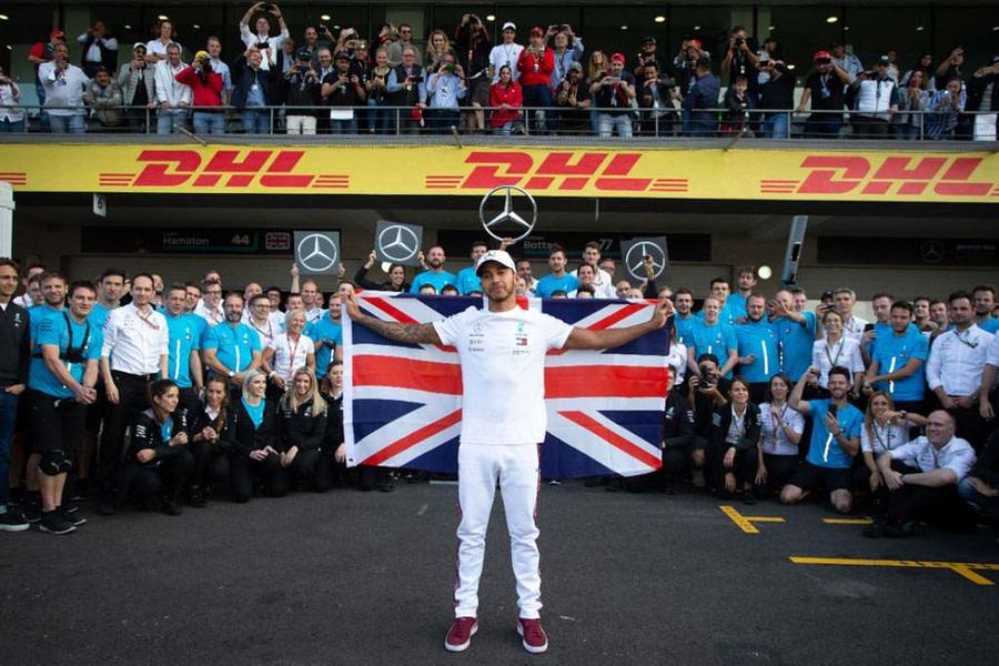 Lewis Hamilton Mexico GP