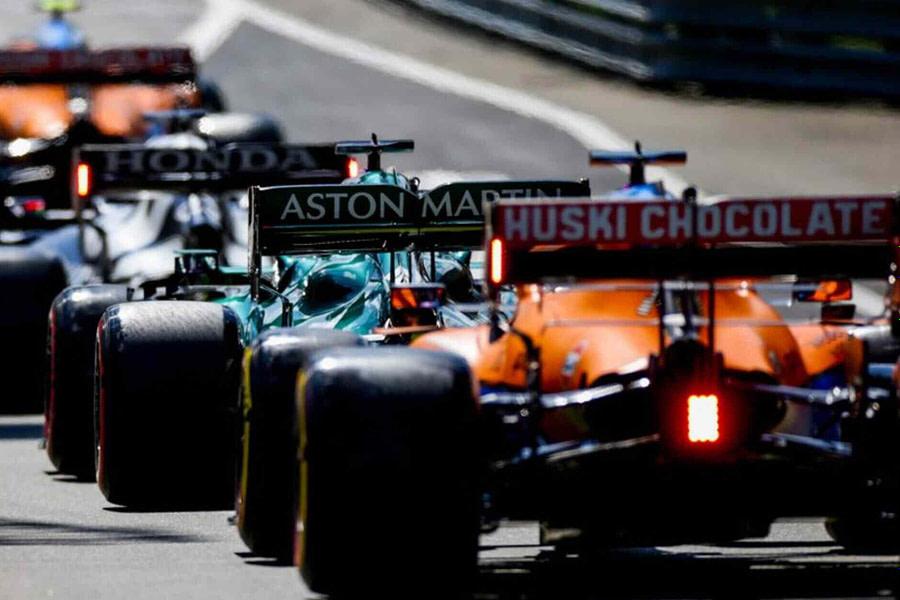 F1 calendar 2022